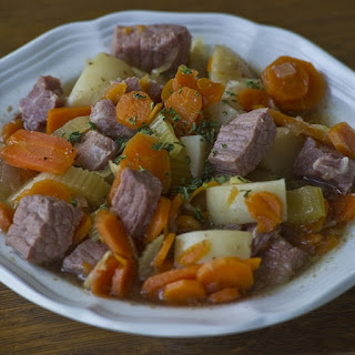 Full-Flavored Beef Stew
