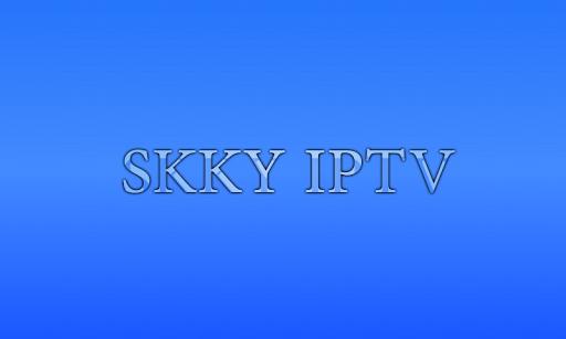 Skky IPTV screenshot 1