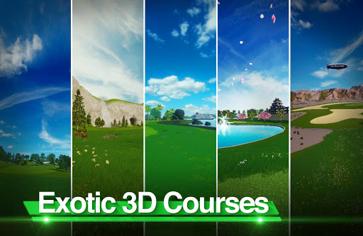 Perfect Swing - Golf screenshots 18