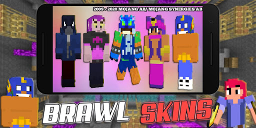 New Mods Brawl & Rare BS Skins Pack 2020 ? 1.2 screenshots 3