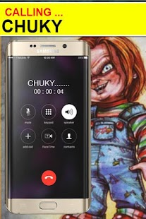 call from killer chucky - náhled