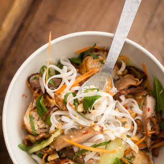 Vietnamese Rice Noodles With Fish Sauce Recipes.