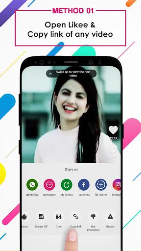 Video Downloader for Likee screenshot 2