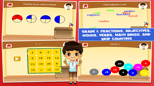 Pinoy Quiz for First Grade android2mod screenshots 2