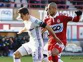 Uros Spajic a donné un coup de coude à Joazinho