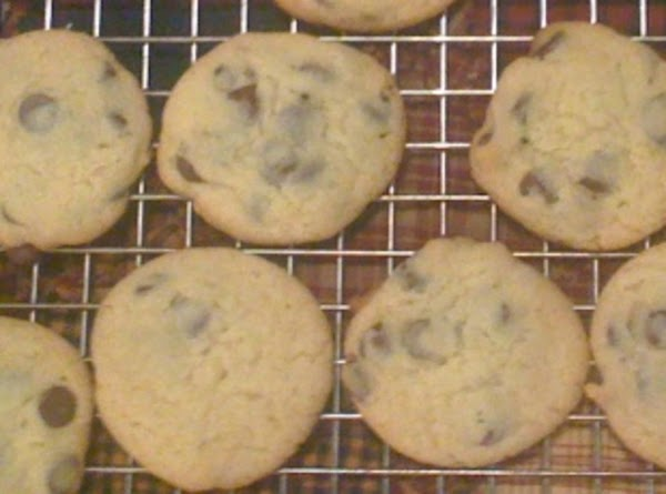 Easy Chocolate Chip Cake Mix Cookies Recipe