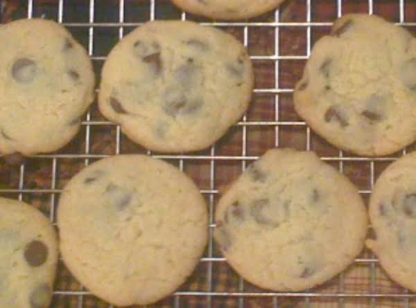 Easy Chocolate Chip Cake Mix Cookies