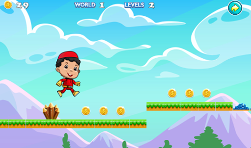 Kun Anta : Run & Jump Games Free 1 screenshots 5