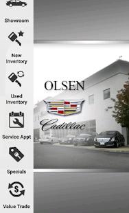 Olsen-Cadillac