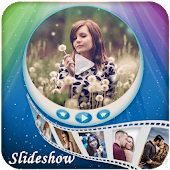 Photo Slideshow Maker with Song - Love Movie Maker