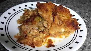 Crispy Creamy Chicken Casserole