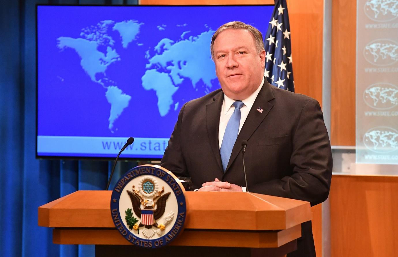 Speech of Secretary of State Michael R. Pompeo: The China Challenge   U.S.  Embassy in Paraguay