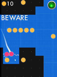 Flappy Dots - hop survival- screenshot thumbnail