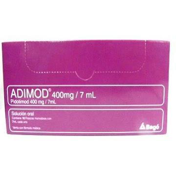 ADIMOD 400MG/7ML SOLUCIÓN