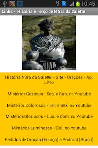 Nossa Senhora da Salette screenshot 0