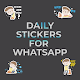 Daily Stickers for WhatsApp for PC-Windows 7,8,10 and Mac