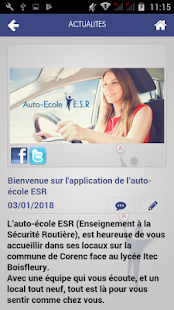 Auto-Ecole E.S.R - náhled