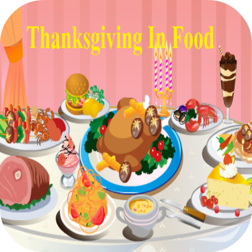 Thanksgiving In Food