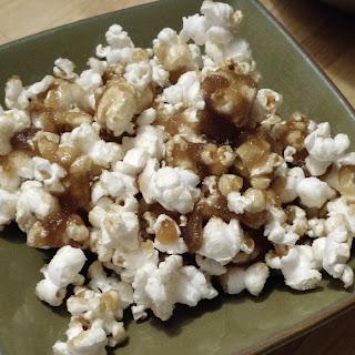 At-home, no-butter Caramel Popcorn