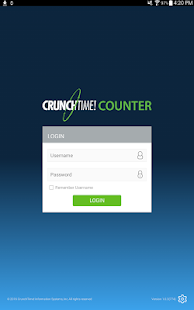 CrunchTime! Counter- screenshot thumbnail