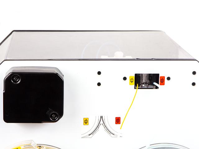 Kodak Portrait Fully Enclosed Dual Extrusion 3D Printer