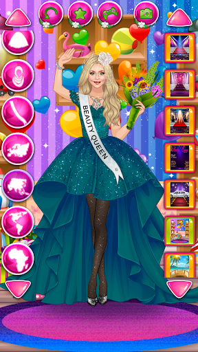 Beauty Queen Dress Up - Star Girl Fashion 1.0.9 screenshots 15