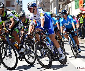 Alvaro Hodeg moet het stellen met derde plaats, voor tweede dag op rij zelfde winnaar in Colombia
