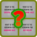 Name that Sativa Strain Game icon