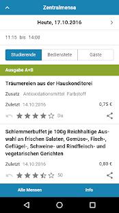 Mensa Heidelberg - náhled