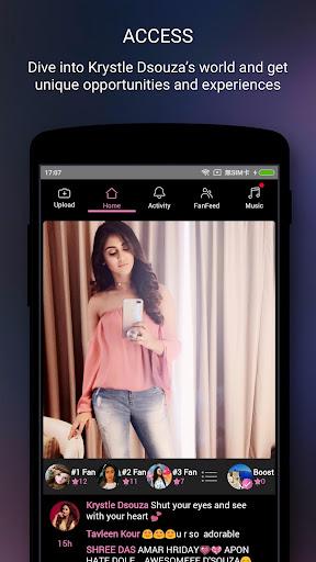 Krystle Dsouza Official App screenshot 2