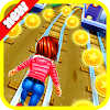 Subway Surf Princess Runner
