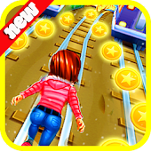 Subway Surf Princess Run