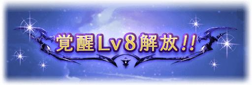 覚醒Lv8