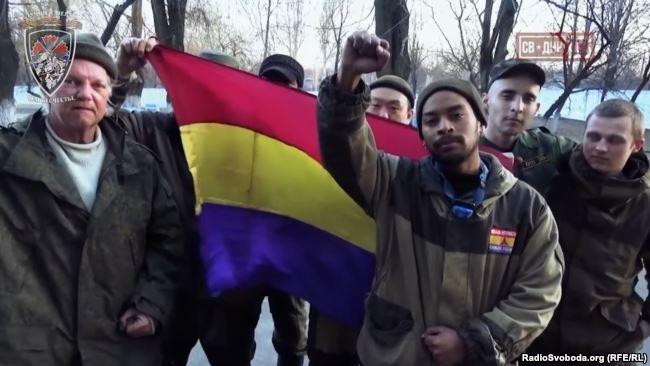 «Бригада» «Карлоса Паломіно» – підрозділ іспанців, які воюють в Україні