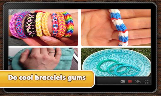 Bracelets Gums