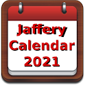 Jaffery Calendar 2021 icon