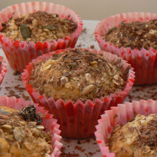 Vegan Museli Muffins - Perfect Grab & Go Breakfast! Recipe