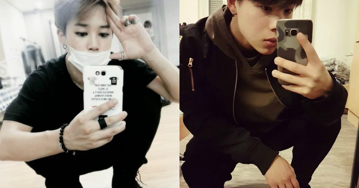 Everyone Is Falling For This BTS Jimin Lookalike And His