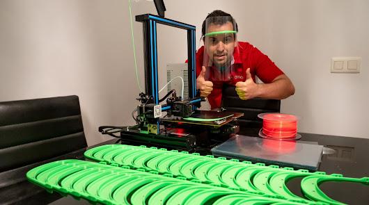 MediaMarkt dona todo su stock de impresoras 3D para hacer frente al covid-19