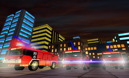 玩免費模擬APP|下載Fire Truck Simulator 2015 app不用錢|硬是要APP