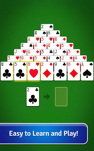 Pyramid Solitaire  screenshots 11