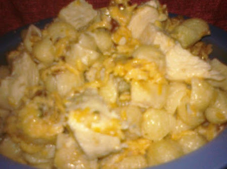 chicken bacon ranch pasta salad Recipe