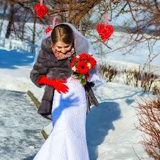 Wedding photographer Olga Nikolaeva (avrelkina). Photo of 07.04.2016