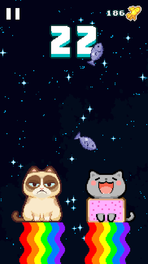 Nom Cat- screenshot