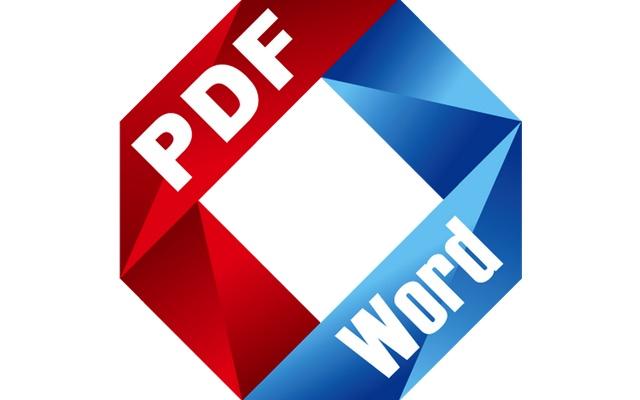 transforma pdf a word