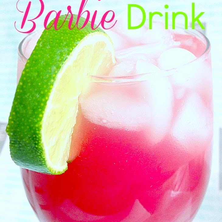 Barbie Drink Recipe