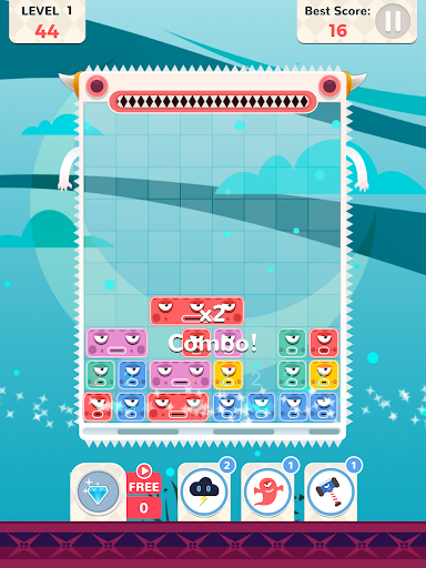 Slidey Block Blast screenshot 10