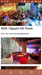Địa điểm cafe Hà Nội - náhled