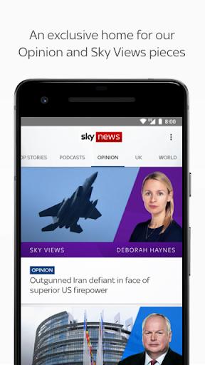 Sky News: Breaking, UK, & World screenshot 4