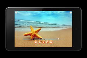Screenshot of Ocean Sounds Relax n Sleep